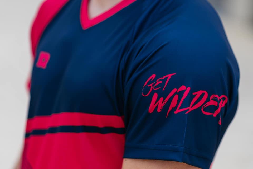 YLDR T-Shirt Sleeve Print in Focus